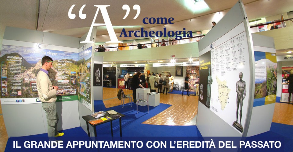 tourismA: Salone Internazionale dell'Archeologia