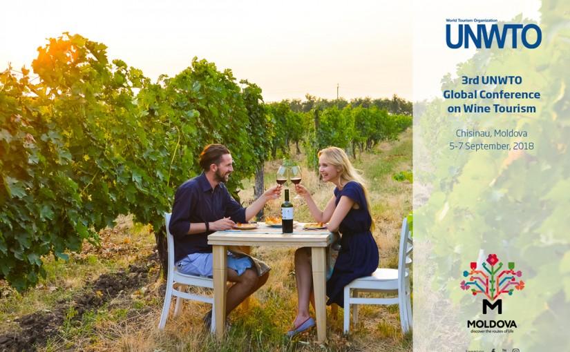 Moldova: Chisinau capitale mondiale del turismo del vino