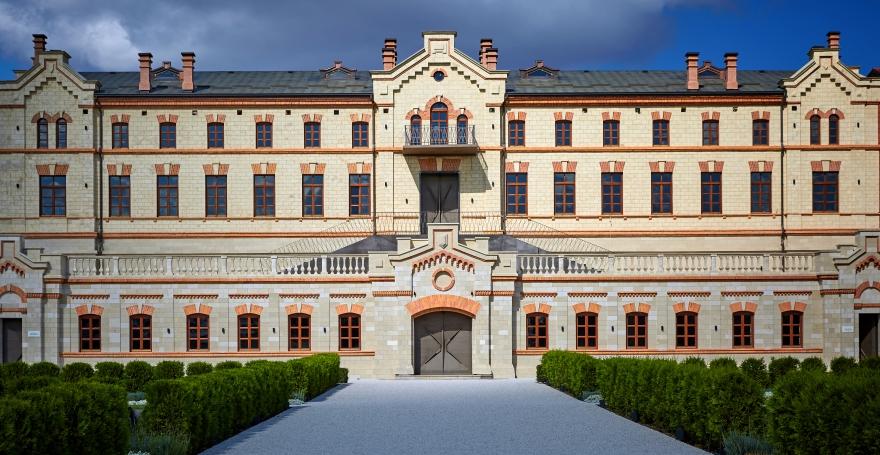 Castel Mimi, Moldova, UNWTO Conferenza Turismo del Vino